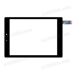 ACE-CG7.8C-318 Digitizer Glass Touch Screen Replacement for 7.9 Inch MID Tablet PC