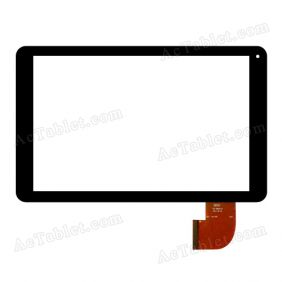 QSD 701-09029-01 Digitizer Glass Touch Screen Replacement for 9 Inch MID Tablet PC
