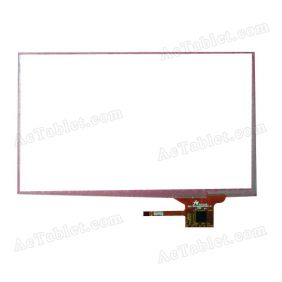 FPC-TP070323(M742S)-01 Digitizer Glass Touch Screen Replacement for 7 Inch MID Tablet PC