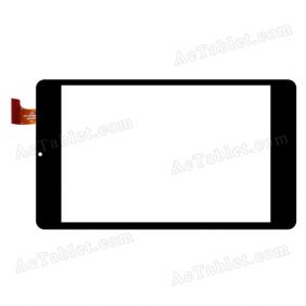FPC-TP785032-00 Digitizer Glass Touch Screen Replacement for 7.9 Inch MID Tablet PC
