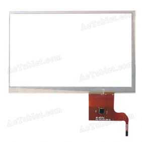 FPC-TPT-070-088-00 Digitizer Glass Touch Screen Replacement for 7 Inch MID Tablet PC