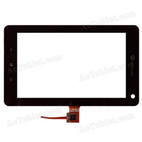 Econ-Touch EC-M070AA-2 Digitizer Glass Touch Screen Replacement for 7 Inch MID Tablet PC