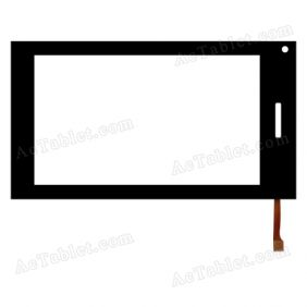 WGJ7141-V3 Digitizer Glass Touch Screen Replacement for 7 Inch MID Tablet PC