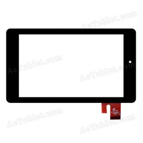 FPC-TP070342-01 Digitizer Glass Touch Screen Replacement for 7 Inch MID Tablet PC