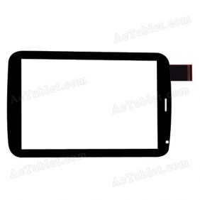 C130210A1-DRFPC192T-V2.0 Digitizer Glass Touch Screen Replacement for 8 Inch MID Tablet PC