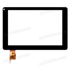 EST 01-0700-0563 V1 XL Digitizer Glass Touch Screen Replacement for 7 Inch MID Tablet PC