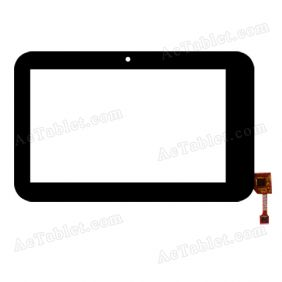 FPC-FPC-TP070045(703)-01 Digitizer Glass Touch Screen Replacement for 7 Inch MID Tablet PC