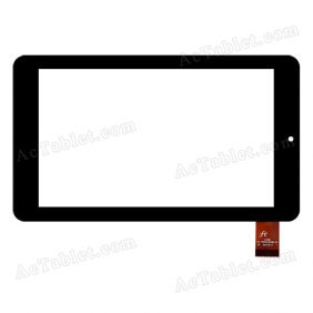 FPC-TP070218(788)-03 Digitizer Glass Touch Screen Replacement for 7 Inch MID Tablet PC