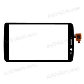 FPC-TP053001 Digitizer Glass Touch Screen Replacement for 5.3 Inch MID Tablet PC