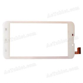 DY06002(V2) Digitizer Glass Touch Screen Replacement for 6 Inch MID Tablet PC