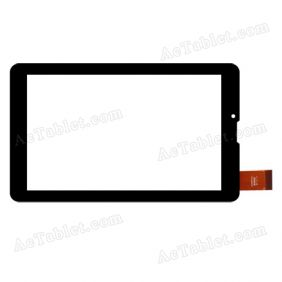 DY08087(V1) Digitizer Glass Touch Screen Replacement for 7 Inch MID Tablet PC