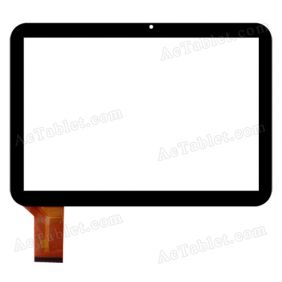 pad1042a Digitizer Glass Touch Screen Replacement for 10.1 Inch MID Tablet PC
