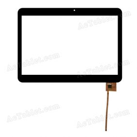 SG5523A-FPC-V0 Digitizer Glass Touch Screen Replacement for 10.1 Inch MID Tablet PC