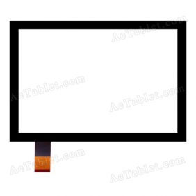 ENH-101MWA-FB01 Digitizer Glass Touch Screen Replacement for 10.1 Inch MID Tablet PC
