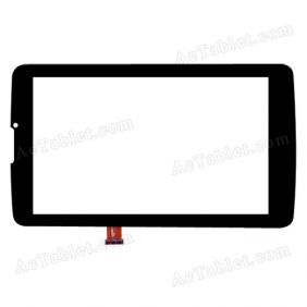 CG70093A1_FPC F3A Digitizer Glass Touch Screen Replacement for 7 Inch MID Tablet PC