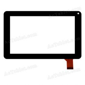 LT70017A2 Digitizer Glass Touch Screen Replacement for 7 Inch MID Tablet PC