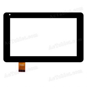 PG70084AO Digitizer Glass Touch Screen Replacement for 7 Inch MID Tablet PC