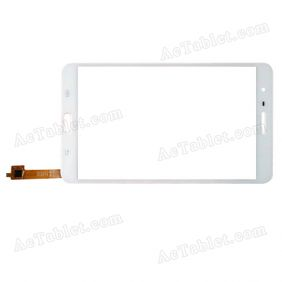 HY TPC-5164 Digitizer Glass Touch Screen Replacement for 7 Inch MID Tablet PC