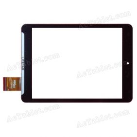 10112-0B4960F Digitizer Glass Touch Screen Replacement for 7 Inch MID Tablet PC