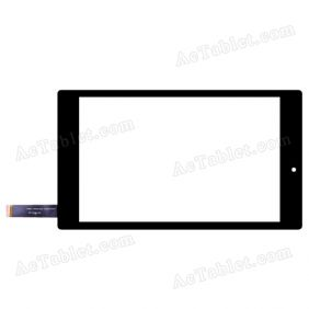 ACE-CG7.8A-303 Digitizer Glass Touch Screen Replacement for 7.9 Inch MID Tablet PC