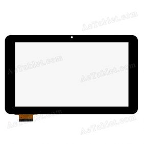 CTP-0222 Digitizer Glass Touch Screen Replacement for 10.1 Inch MID Tablet PC
