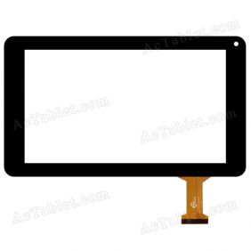 GT90PH90H FHX Touch Screen for Allwinner A33 Quad Core 9 Inch MID Tablet PC Replacement
