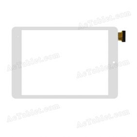 ZP9146-8 VER.00 01 02 Digitizer Glass Touch Screen Replacement for 7.9 Inch MID Tablet PC
