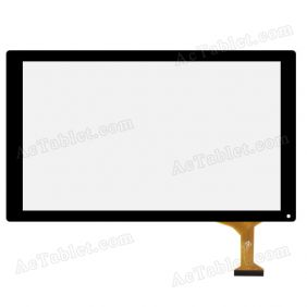 GT10PH10H Digitizer Touch Screen for Allwinner A33 Quad Core 10.1 Inch Tablet PC Replacement