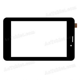 OPD-TPC0181 HD Digitizer Glass Touch Screen Replacement for 7 Inch MID Tablet PC