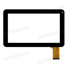 FPC-LZ1016090 V00 Digitizer Glass Touch Screen Replacement for 9 Inch MID Tablet PC