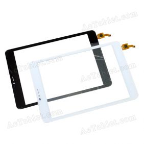 ASX-02 1410 Digitizer Glass Touch Screen Replacement for 7.9 Inch MID Tablet PC