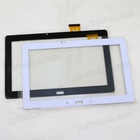 HONGTAI B901 LHCX Digitizer Glass Touch Screen Replacement for 9 Inch MID Tablet PC