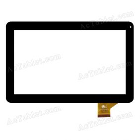 GT101XT901 Digitizer Glass Touch Screen Replacement for 10.1 Inch MID Tablet PC