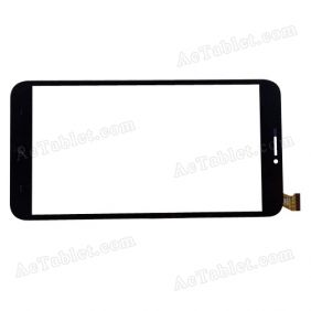 TPC1770 VER1.0 Digitizer Glass Touch Screen Replacement for 7 Inch MID Tablet PC