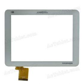 F-WGJ97095-V1 Digitizer Glass Touch Screen Replacement for 9.7 Inch MID Tablet PC