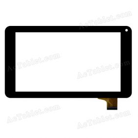 Xn1239V1 Digitizer Glass Touch Screen Replacement for 7 Inch MID Tablet PC