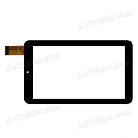 DH-0732A1-FPC053 Digitizer Glass Touch Screen Replacement for 7 Inch MID Tablet PC