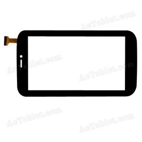 HH070FPC-019B-DST Digitizer Glass Touch Screen Replacement for 7 Inch MID Tablet PC