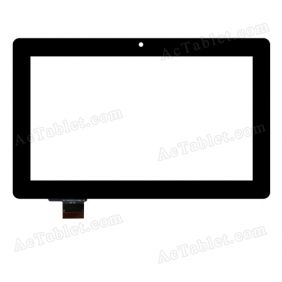 FPC-TP070033(CG7089)-00 Digitizer Glass Touch Screen Replacement for 7 Inch MID Tablet PC