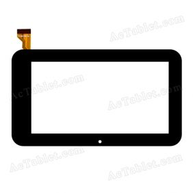 TYF-1091-070D SG Digitizer Glass Touch Screen Replacement for 7 Inch MID Tablet PC