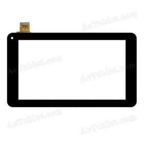 CTP160-070-A V1.0 V2.0 Digitizer Glass Touch Screen Replacement for 7 Inch MID Tablet PC