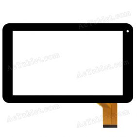 ZHC-213A Digitizer Glass Touch Screen Replacement for 9 Inch MID Tablet PC