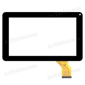 Replacement MF-685-090F FPC FHX 50 Digitizer Touch Screen for 9 Inch Tablet PC