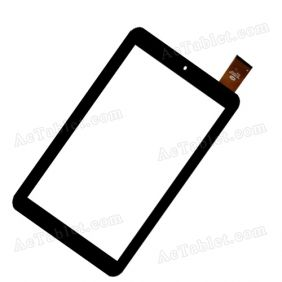 FM706701KC Digitizer Glass Touch Screen Replacement for 7 Inch MID Tablet PC