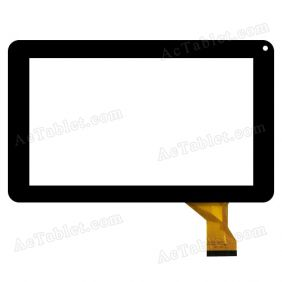 YDT1161-A2 Digitizer Glass Touch Screen Replacement for 9 Inch MID Tablet PC