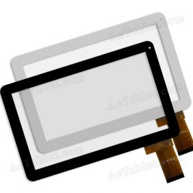 DH-1007AI-FPC033 Digitizer Touch Screen Replacement for 10.1 Inch Android Tablet PC