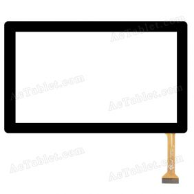 GT70Q88001-V2 FPC Digitizer Glass Touch Screen Panel for 7 Inch  MID Tablet PC