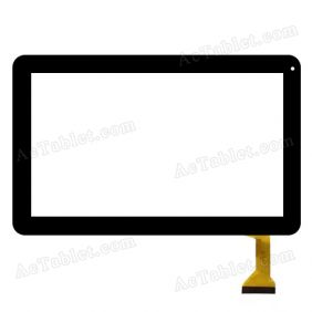 DH-1032A1-PG-FPC122 Digitizer Touch Screen Replacement for 10.1 Inch Android Tablet PC