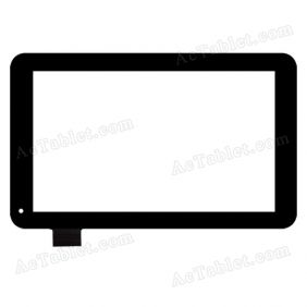 Touch Screen Replacement for Majestic TAB-0492 3G Dual Core MTK8377 9 Inch Tablet PC