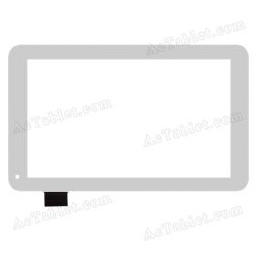 Digitizer Touch Screen Replacement for Mytab M92D-3G 9 Inch Tablet PC